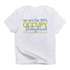 Occupy Bolingbrook Infant T-Shirt