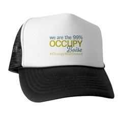 Occupy Boise Trucker Hat