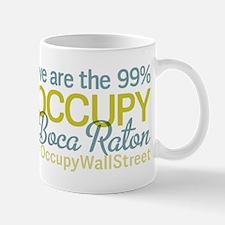 Occupy Boca Raton Mug
