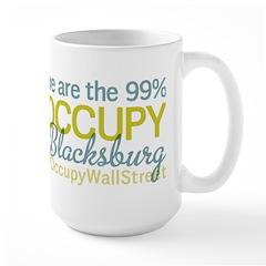 Occupy Blacksburg Mug