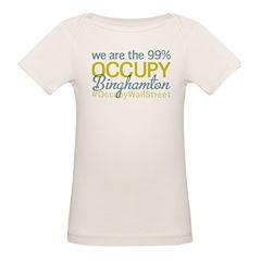 Occupy Binghamton Organic Baby T-Shirt