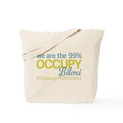 Occupy Biloxi Tote Bag
