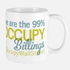 Occupy Billings Mug