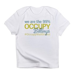 Occupy Billings Infant T-Shirt