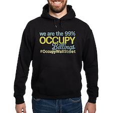 Occupy Billings Hoodie