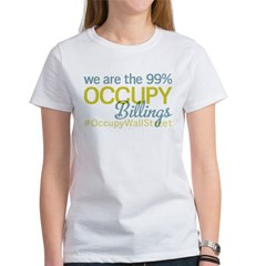 Occupy Billings Women's T-Shirt