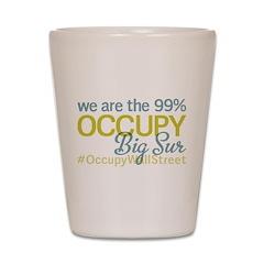 Occupy Big Sur Shot Glass