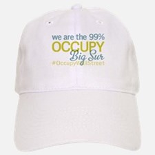 Occupy Big Sur Baseball Baseball Cap