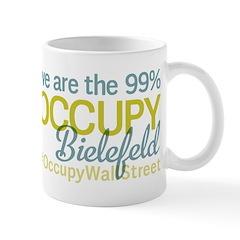 Occupy Bielefeld Mug