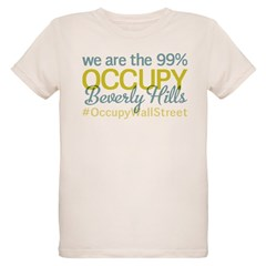 Occupy Beverly Hills T-Shirt