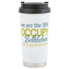 Occupy Bethlehem Travel Coffee Mug