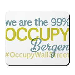 Occupy Bergen Mousepad