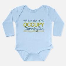 Occupy Bennington Long Sleeve Infant Bodysuit