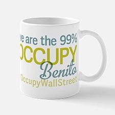 Occupy Benito Ju?rez Small Small Mug