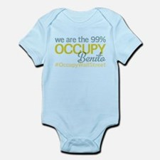 Occupy Benito Ju?rez Infant Bodysuit