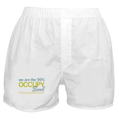 Occupy Bend Boxer Shorts