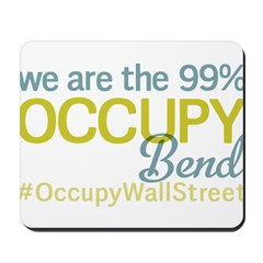 Occupy Bend Mousepad