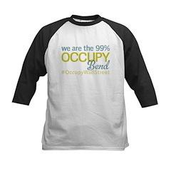 Occupy Bend Kids Baseball Jersey