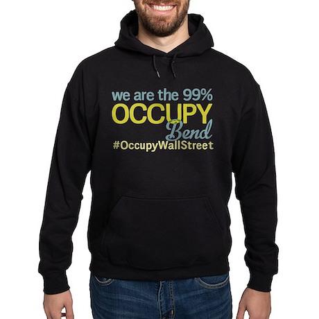 Occupy Bend Hoodie (dark)
