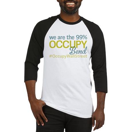 Occupy Bend Baseball Jersey