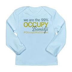 Occupy Bemidji Long Sleeve Infant T-Shirt