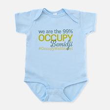 Occupy Bemidji Infant Bodysuit