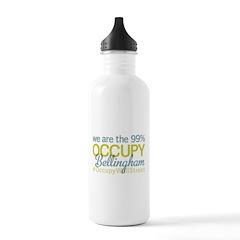 Occupy Bellingham Water Bottle