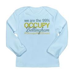 Occupy Bellingham Long Sleeve Infant T-Shirt