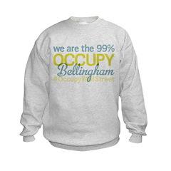 Occupy Bellingham Sweatshirt