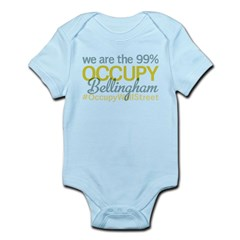 Occupy Bellingham Infant Bodysuit