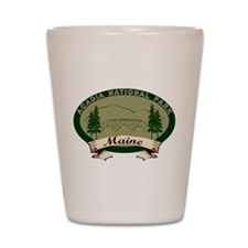 Acadia National Park Shot Glass