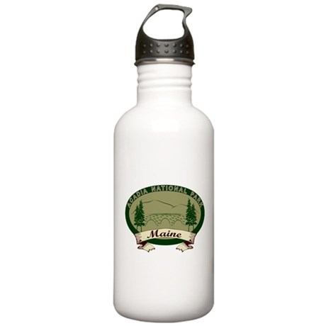 Acadia National Park Stainless Water Bottle 1.0L