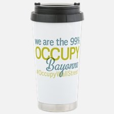 Occupy Bayonne Stainless Steel Travel Mug