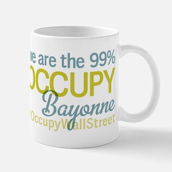 Occupy Bayonne Mug
