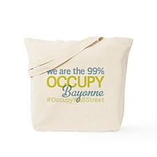 Occupy Bayonne Tote Bag