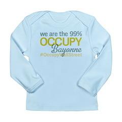 Occupy Bayonne Long Sleeve Infant T-Shirt