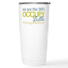 Occupy Battle Ground Travel Mug