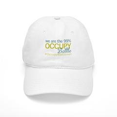 Occupy Battle Ground Baseball Cap