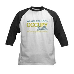 Occupy Battle Ground Tee