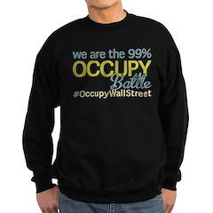 Occupy Battle Ground Sweatshirt (dark)
