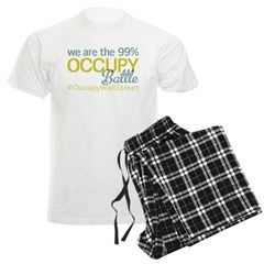 Occupy Battle Ground Pajamas