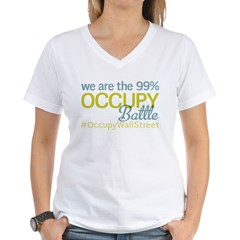 Occupy Battle Ground Shirt