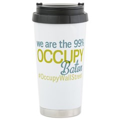 Occupy Baton Rouge Travel Mug