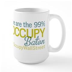 Occupy Baton Rouge Mug