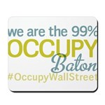 Occupy Baton Rouge Mousepad