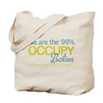 Occupy Baton Rouge Tote Bag