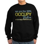 Occupy Baton Rouge Sweatshirt (dark)