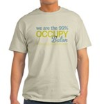 Occupy Baton Rouge Light T-Shirt