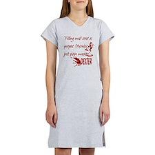 Dexter Murder Women's Nightshirt