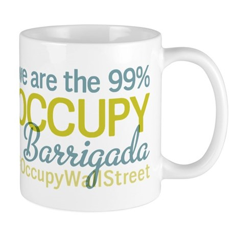Occupy Barrigada Mug